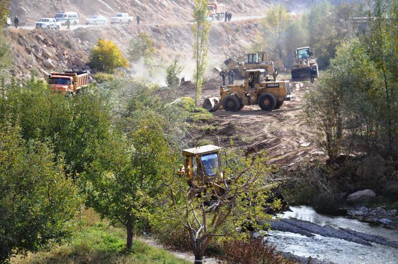 آزادسازی و ساماندهی263 هکتار از اراضی بستر و حریم رودخانه های استان خراسان رضوی