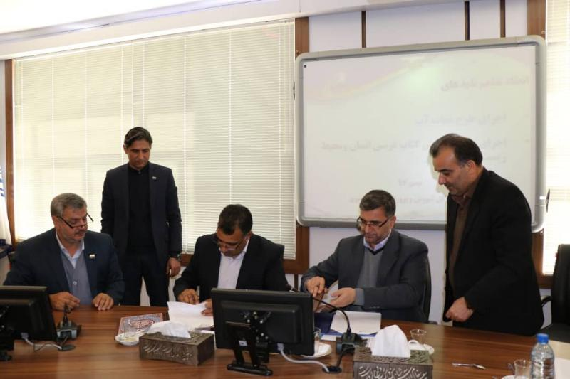 مدیرعامل شرکت آب منطقه ای خراسان رضوی : راه درست نجات آب از آموزش و پرورش می گذرد