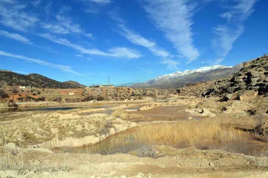 برداشت های غیرمجاز مصالح رودخانه باعث تشدید حوادث سیل می شود