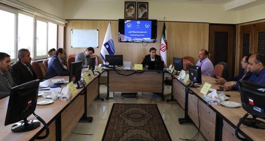 نشست هماندیشی مدیران روابط عمومی شورای انسجامبخشی صنعت آب و برق استان برگزار شد