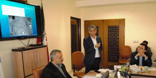 شرکت آب منطقه ای خراسان رضوی از رساله دکتری در حوزه آب استان پشتیبانی می کند